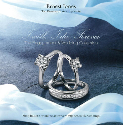 Ernest Jones Retail marketing