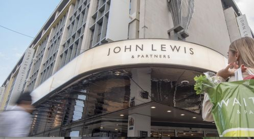 John Lewis Direct marketing