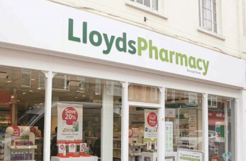 Lloyds Pharmacy Press, POS & direct
